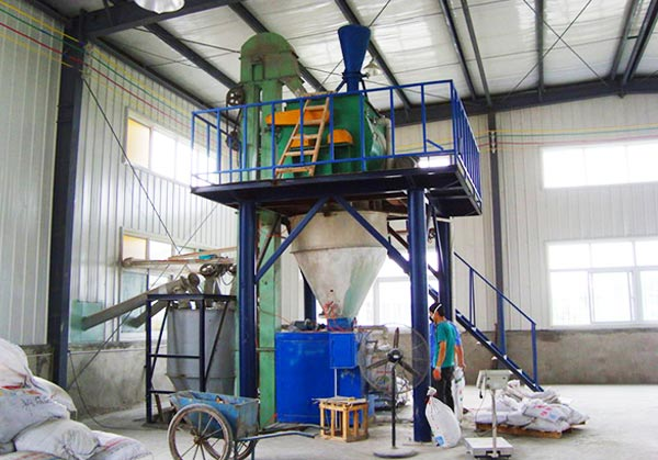 500,000T/Y Dry Mix Mortar Plant