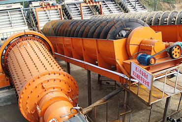 Ore Beneficiation Line