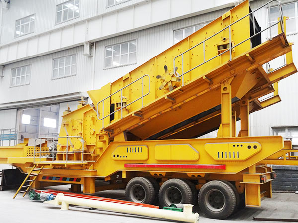 Mobile Crusher Manufacturer
